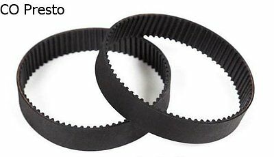 Boosted Board V2 Belts (Set of 4)