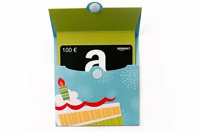 Giftcard - Buono regalo Amazon.it valore 100€
