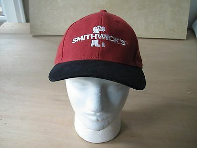 Smithwick's Irish Ale Red Hat! Brand New! Vintage! Rare! 2014! Diageo! Guinness!