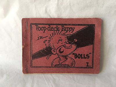 poop deck Pappy in Bolls I