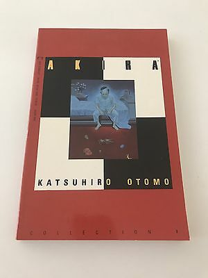 AKIRA Collection 1 (Colour) Katsuhiro Otomo - Epic Comics / Marvel