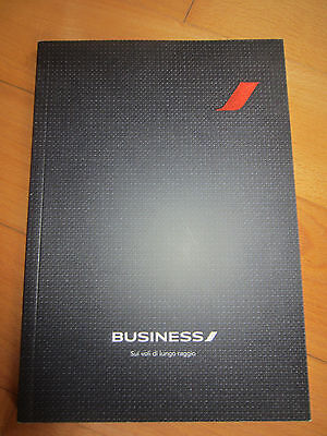 folio book  nuova business class best and beyond Air france in italian