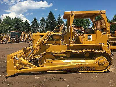 Caterpillar D5 Dozer Bulldozer Dozer w/Winch
