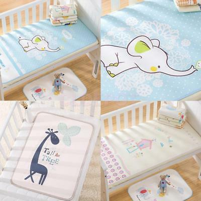 Baby Travel Changing Mat Folding Portable Diaper Wipe Clean Waterproof