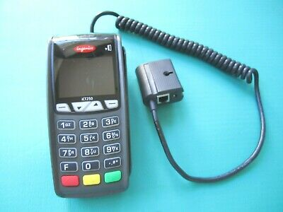 Ingenico ICT250 Credit Card Reader Swipe and chip reader only