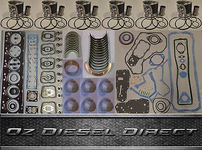 NH220 Cummins NH220 NH220-743 New Inframe Outframe Rebuild Overhaul kit