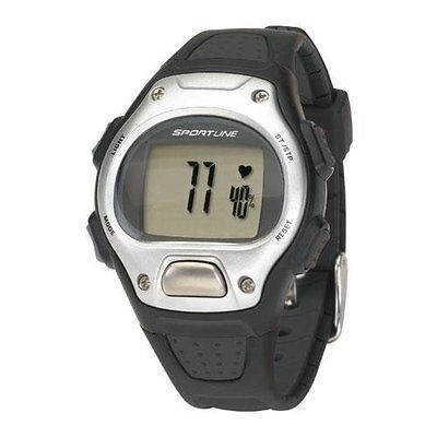 Sportline S7 Heart Rate Monitor Watch - Gym, Jogging, Exercise