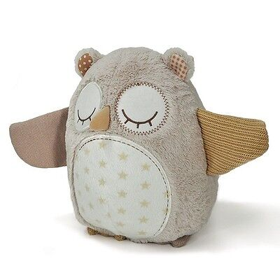 New Cloud B Nighty Night Owl Smart Sensor  Baby Gift