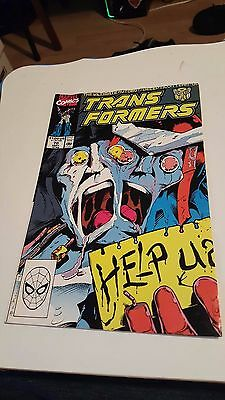 Transformers #70  Low Print Run and Hard to FInd