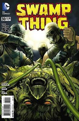 Swamp Thing #30 (Vol 5) New 52