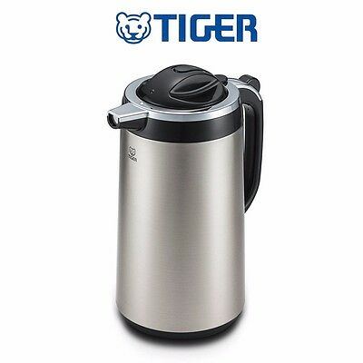 TIGER 1.3L Thermal Insulated Carafe Vacuum Thermos Hot Water Coffee Jug Flask