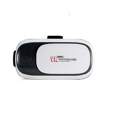 Portable VR BOX Head Virtual Reality 3D Glasses for IOS and Android Phone