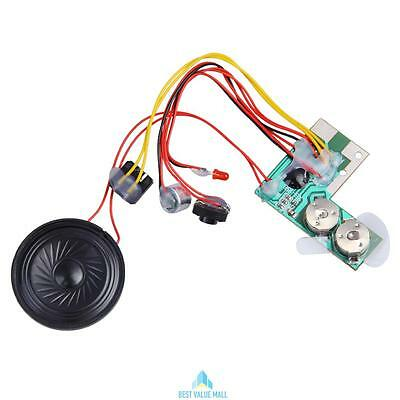 10s Sound Voice Audio Recording Module Chip Recorder for Greeting Cards Message