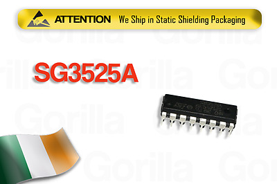 SG3525A SG3525 IC Regulater Controller PWM 16 DIP ST SMPS