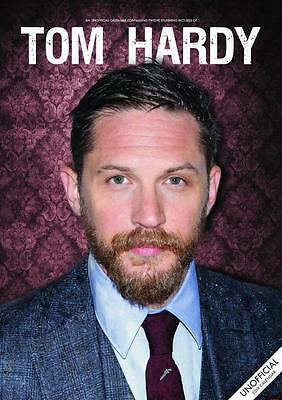 Tom Hardy Calendar 2018 Large Uk A3 Poster Size New By Red Star