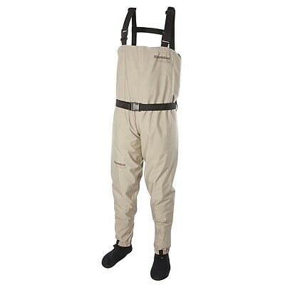 Snowbee Ranger Breathable CHEST Waders Stocking Foot Select Size NEW
