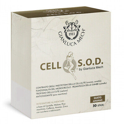 Tisanoreica Cell S.o.d. 30 Stick