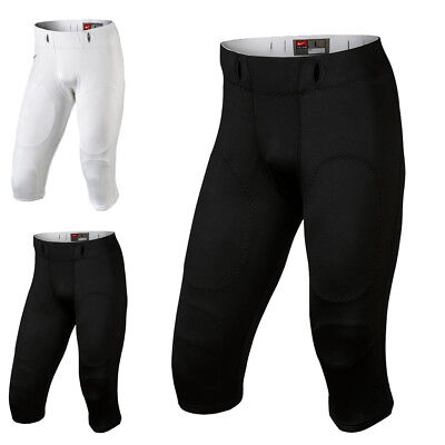 Nike Velocity American Football Game pants | schwarz | weiß |