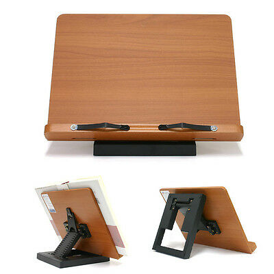 Book Stand Portable Reading Desk Holder MDF 38×28cm Jasmine