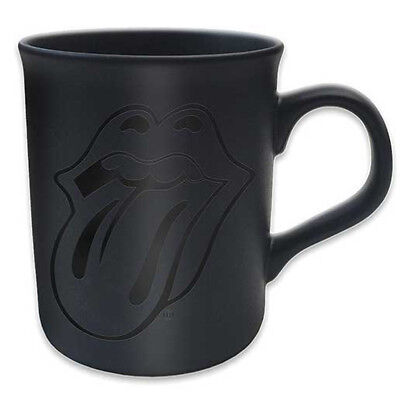 The Rolling Stones Classic Tongue Mug Black Official Licensed Music
