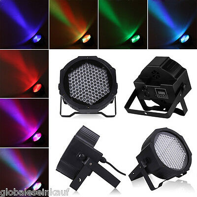 127 LED 18W RGB Effect DMX 512 lumière Lampe de scène Stage DJ Lighting Lamp