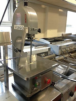 Brand New Commercial Butchers Bone Saw / Band Saw