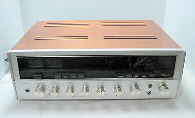 Sansui Model Eight AM/FM Stereo Receiver==Nice!