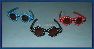 SAVE 25% on 3 pairs of Doll SUNGLASSES for Miss Revlon CISSY Dollikins