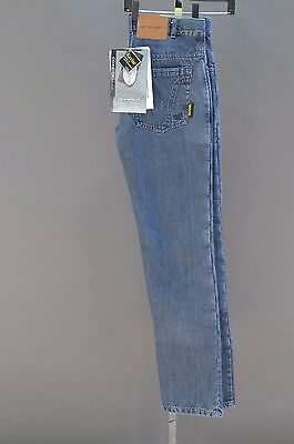 Agv Sport Corsica Riding Jeans Motorcycle Pants Mens 32/36 Free Ship Canada Usa!