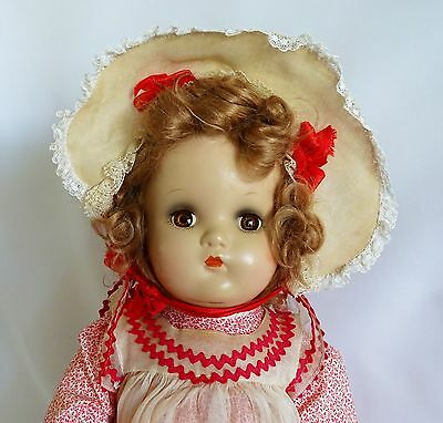 "JUST GORGEOUS!! 1930 ""BABY MCGUFFEY"" Composition Mama Doll by Madame Alexander"