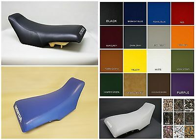 HONDA TRX250 Seat Cover 1985 1986 1987  in  BLACK or 25 color options       (ST)
