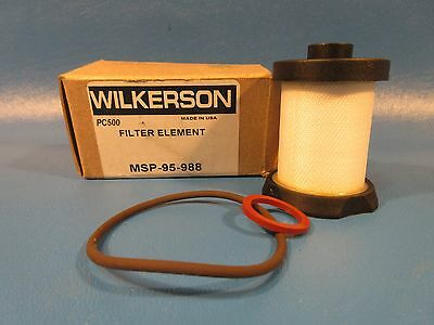 Wilkerson MSP-95-988, PC500 Filter Element & Seals, Made in England