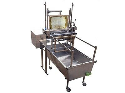 Beekeeping Electric Stainless Steel Cross Functional Electric Ucapping Machine