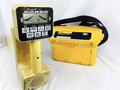 3M DYNATEL  2273  CABLE PIPE line LOCATOR 2273 2573 2250 2210 FREE SHIP!