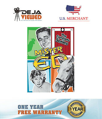 Mister Ed: The Complete Series [DVD] [1961]