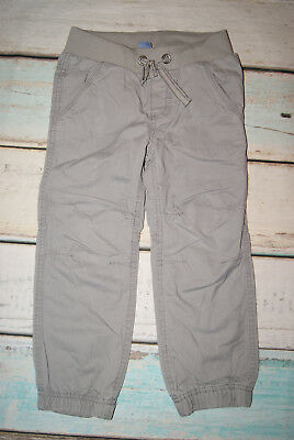Dopo Dopo Brand New Boys Grey Lined Trousers Age 3-4 Years