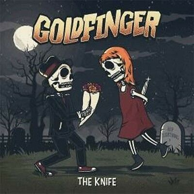 Goldfinger - The Knife - New CD Album - Pre Order - 21st July