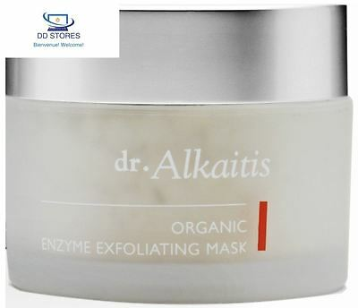 DR. ALKAITIS Masque Exfoliant Enzymatique Bio, 100 ml