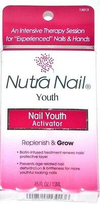 (Pack Of 4) Nutra Nail Youth - Nail Youth Activator Replenish & Grow 13013 DEAL