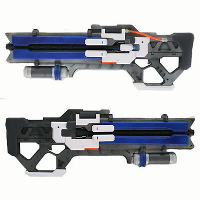 Game OW Overwatch Soldier: 76 Custom gun weapon cosplay prop Toy 1:1 Two Colors