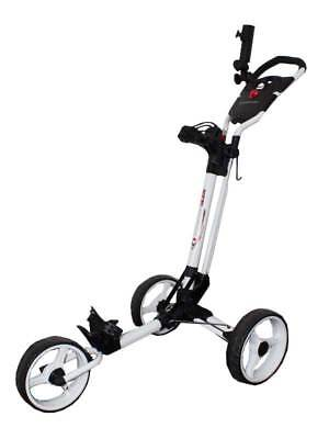 Stonehaven Glide Golf Buggy White