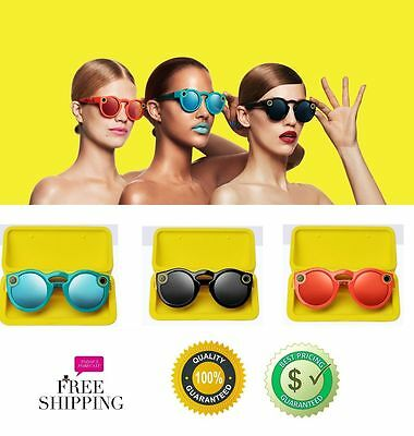 Spectacles Snapchat Smart Phone Camera Glasses for Snapchat  Sealed