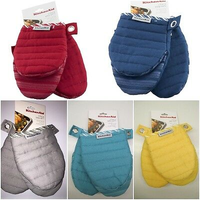 Contemporary Kitchenaid Oven Mitts Of Mini Mittmitts Choice Color 100 Cotton Inside Ideas