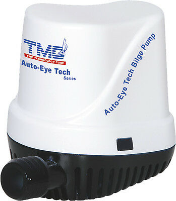 New Bilge pumps Bilge Pump Auto Eye 12v 1500gph TMC