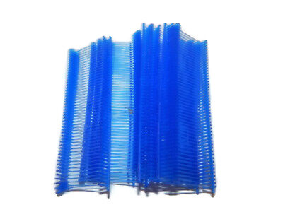 "5000 Blue 1"" Clothing Garment Price Label Tagging Tagger Gun Barbs Fasterners"