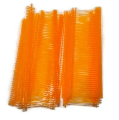 "5000 Orange 1"" Clothing Garment Price Label Tagging Tagger Gun Barbs Fasterners"