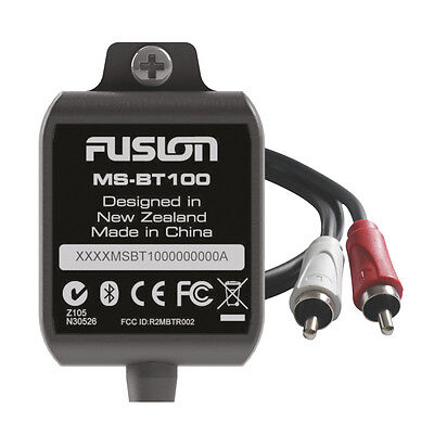 New Fusion TV & Audio Fusion Marine Bluetooth Module BT100