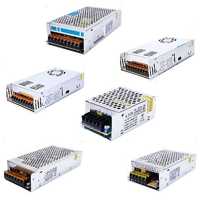 DC 5V Universal Regulated Switching Power Supply for LED Strip CCTV