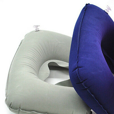 Travel Support Cushion Soft Head And Neck Flight Rest Neck Pillow New Inflatable
