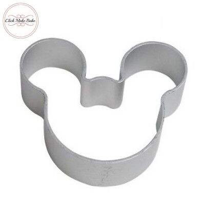 Mickey Mouse Shape Cake Pastry Biscuit Cookie Cutter Baking Fondant Mold Mould
